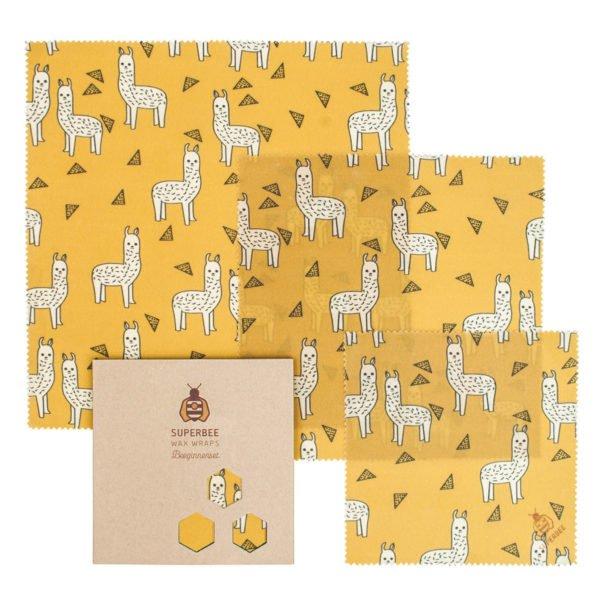 Beeginner Set Design Alpacas