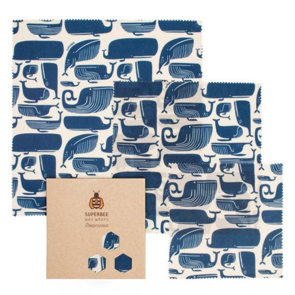 Beeginner Set Design Blue Whales