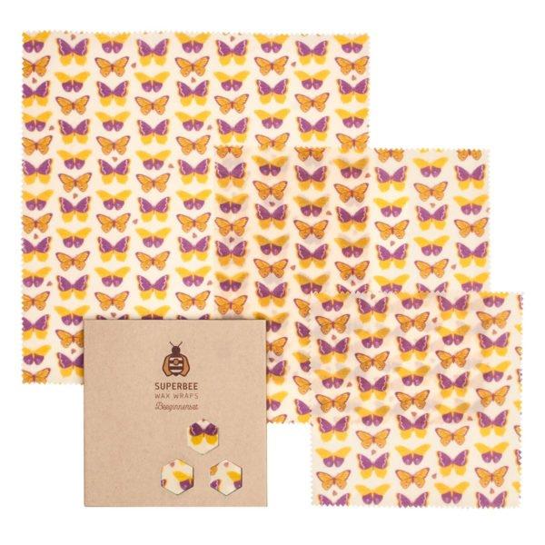Beeginner Set Design Butterflies