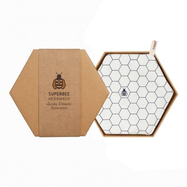 Hexawash canvas in box