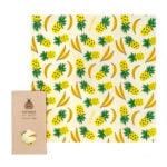 Sandwich Wrap Design Banana & Pineapple