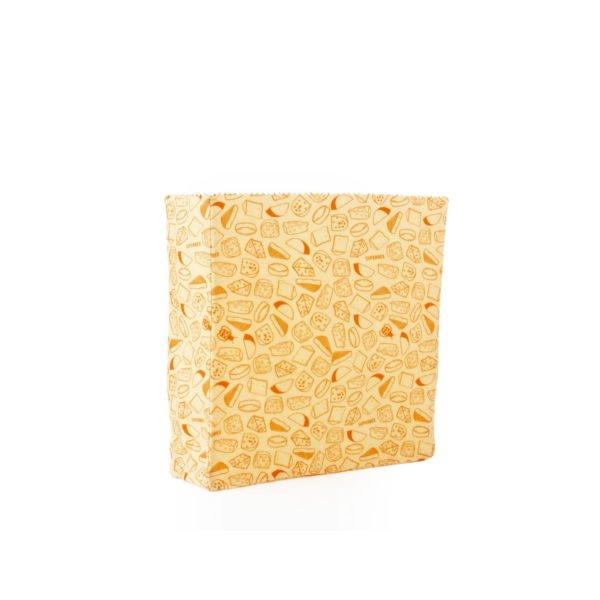Waxed Food Bag Medium