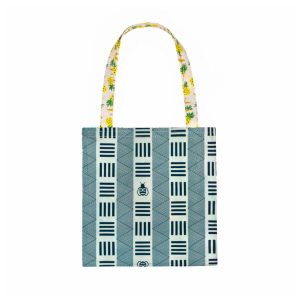 Inside of the Patchwork Tote Bag