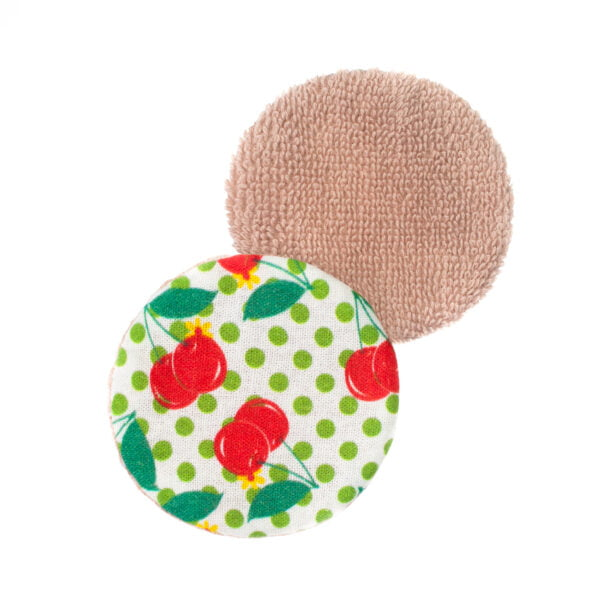 Cherry Popper Eco Makeup Remover Pads