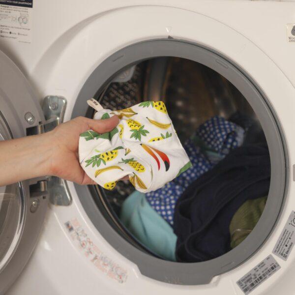 Hexawash in washing machine